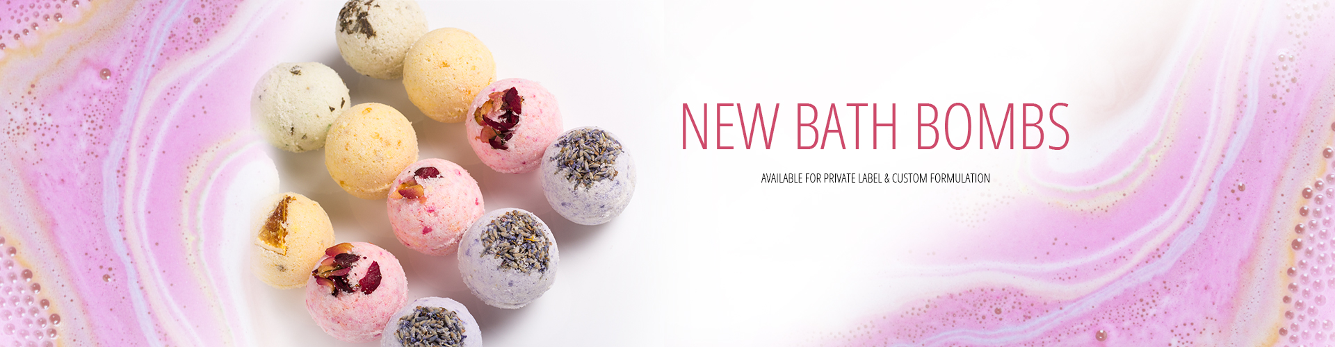 Private Label Bathbombs